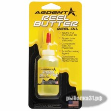 Смазка-масло Ardent Reel Butter Reel Oil 30ml